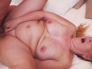 Фото жирной пизды толстых баб